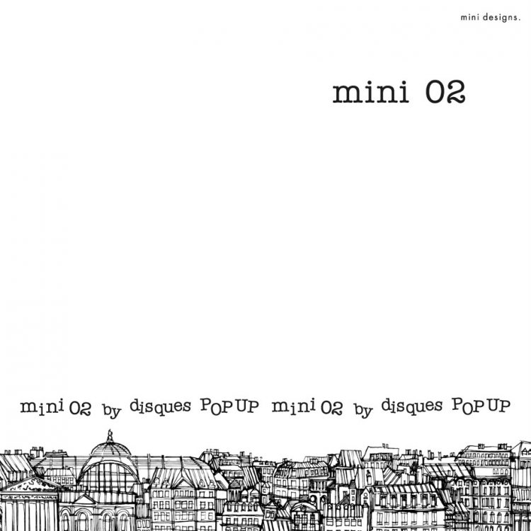 Mix CD/DJミックス | mini 02 [mini シリーズ]