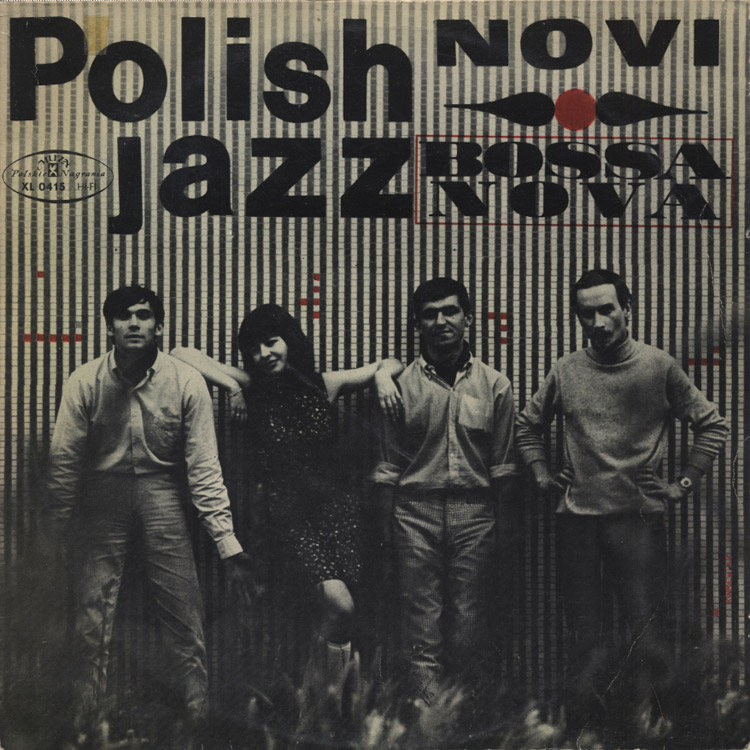 Novi [Novi Singers] (ノヴィ・シンガーズ) - Bossa Nova [Original] (Used LP)