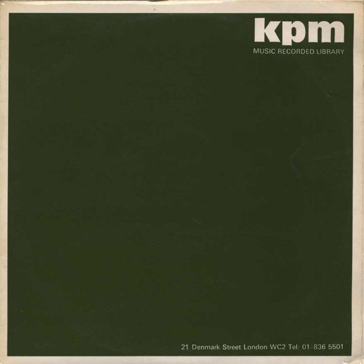 V.A. (Keith Mansfild, Syd Dale etc...) - Flamboyant themes - Vol. 2 [KPM 1038] (Used LP)