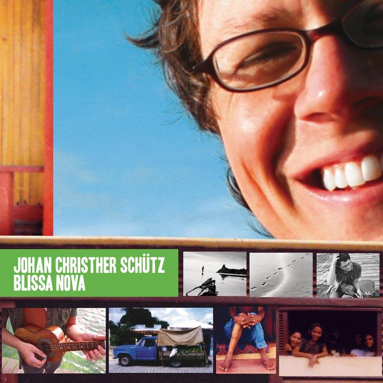 Johan Christher Schutz (ヨハン・クリスター・シュッツ) - Blissa Nova (ブリサ・ノヴァ) [PDCD-010]