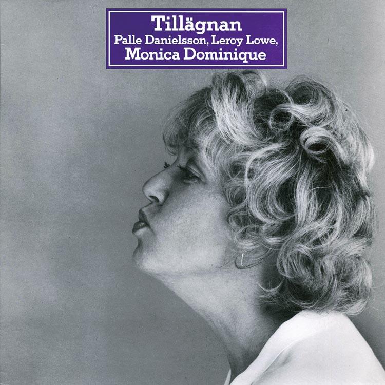 Monica Dominique Trio (モニカ・ドミニク・トリオ) - Tillagnan (ティレグィナン) [PDCD-018]