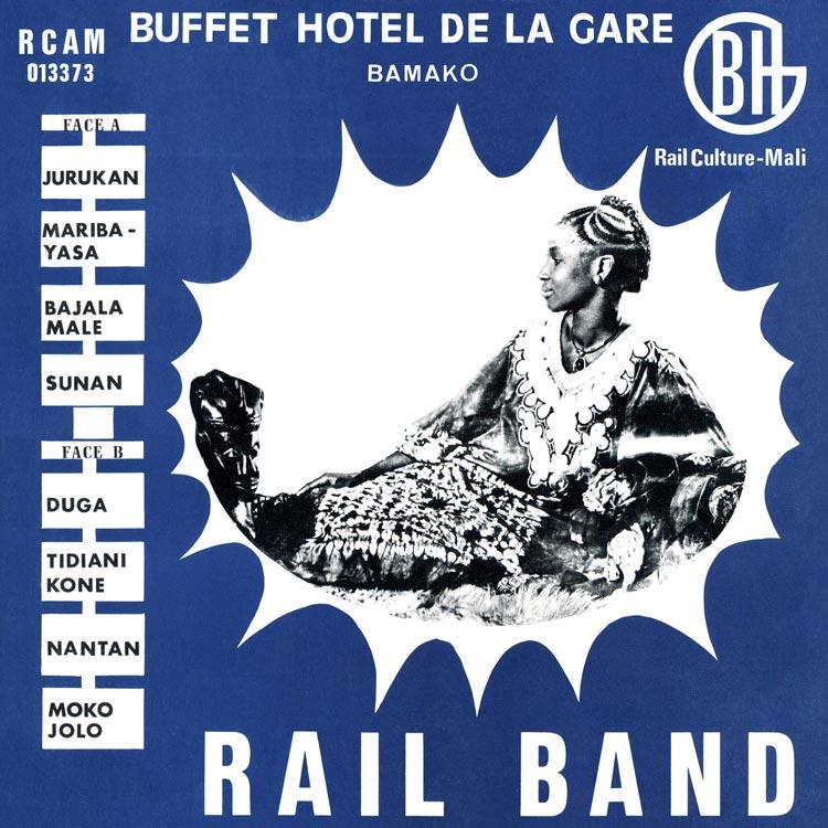 Rail Band (レイル・バンド) - Buffet hotel de la gare (ビュフェ・オテル・ドゥ・ラ・ガール) [PDSF-059]