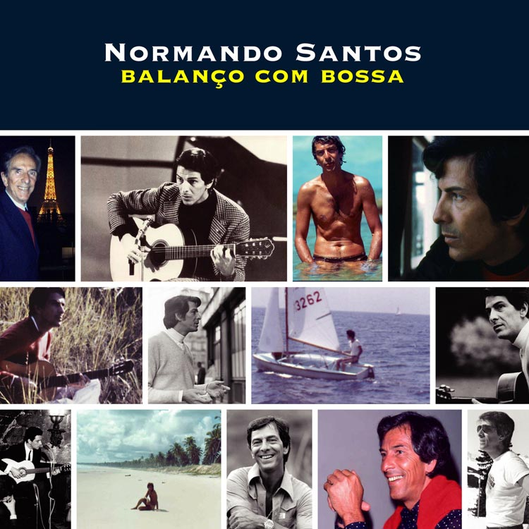 design-artwork/デザイン-アートワーク担当 | PDCD-061 Normando Santos – Balanco com bossa