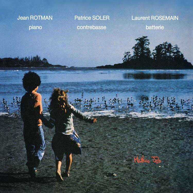 Jean Rotman Trio (ジャン・ロットマン・トリオ) - Mathias job (マティアス・ジョブ) [PDCD-074]
