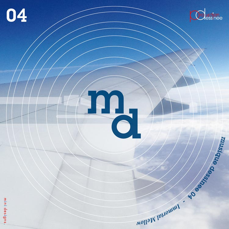 design-artwork/デザイン-アートワーク担当 | PDCD-088 V.A. (Compiled by Masao MARUYAMA) – musique dessinee 04 ~ Immortal mellow