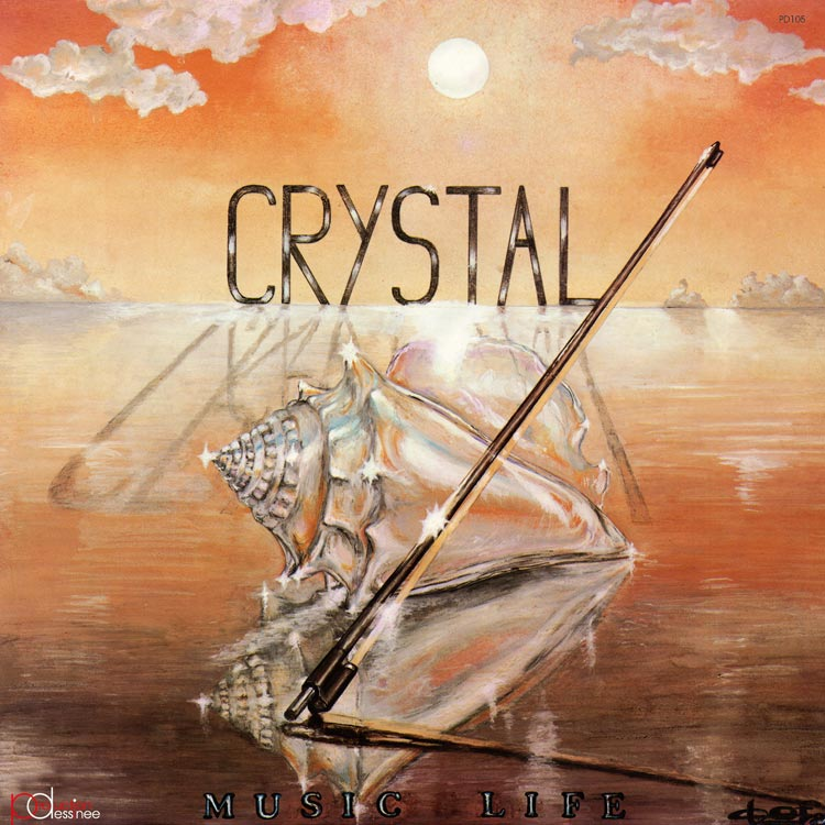 liner notes/解説担当 | PDCD-105 Crystal – Music life