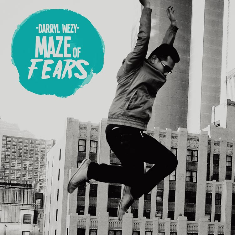 design-artwork/デザイン-アートワーク担当 | PDCD-110 Darryl Wezy – Maze of fears