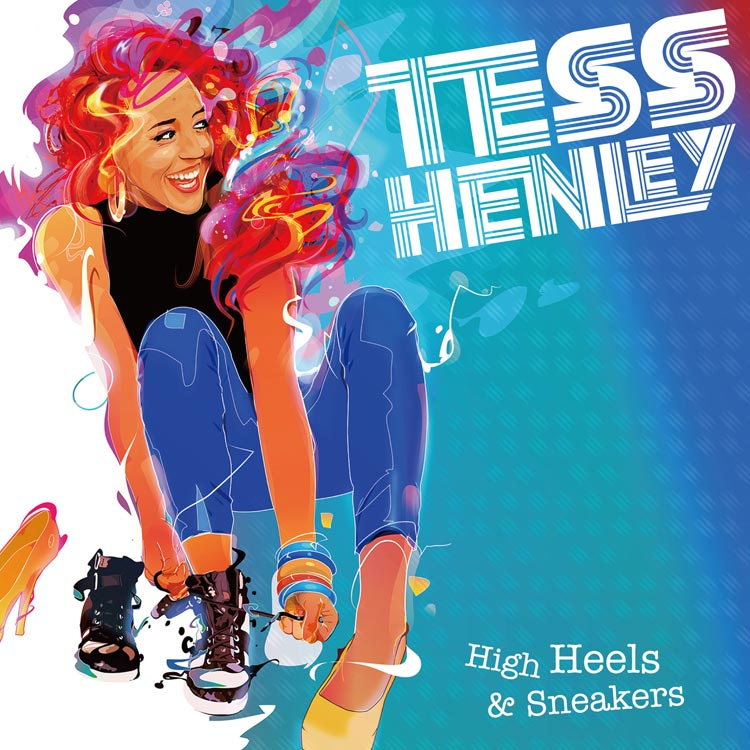 liner notes/解説担当 | PDCD-113 Tess Henley – High heels & sneakers