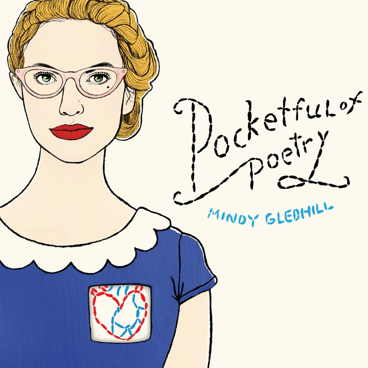 liner notes/解説担当 | PDCD-124 Mindy Gledhill – Pocketful of poetry