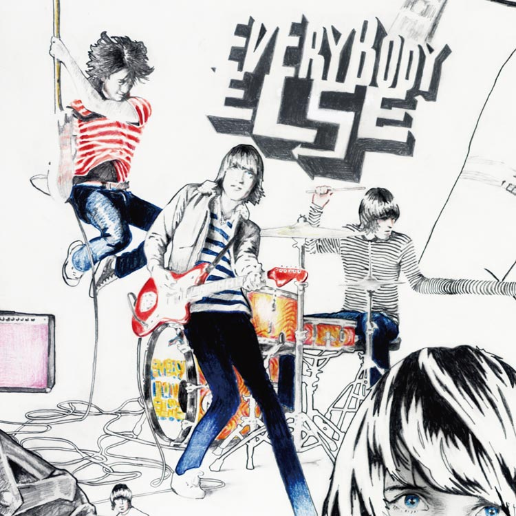 liner notes/解説担当 | PDCD-169 Everybody Else – St (2007)