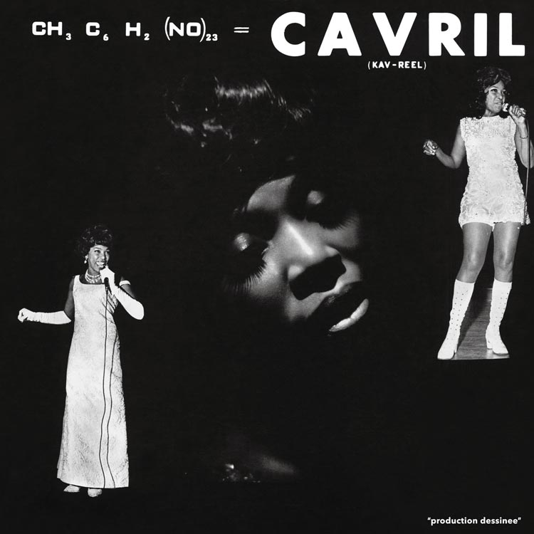 liner notes/解説担当 | PDCD-176 Cavril Payne – Cavril Sings