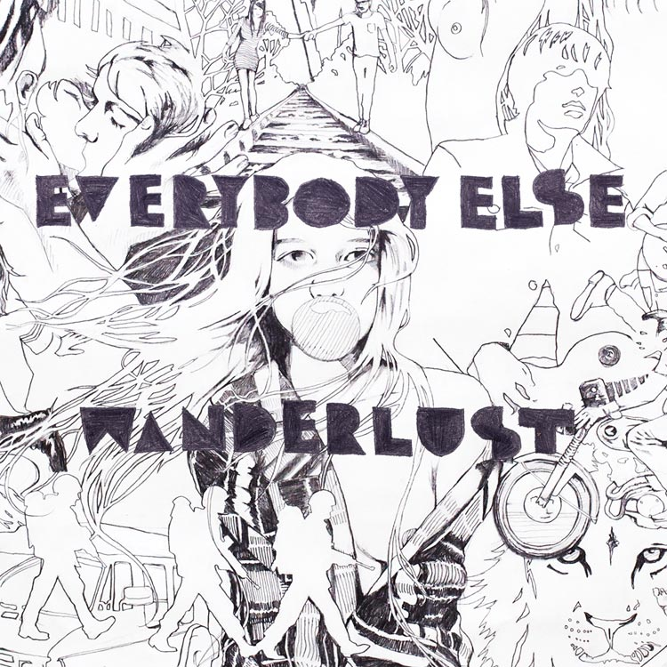 liner notes/解説担当 | PDCD-179 Everybody Else – Wanderlust