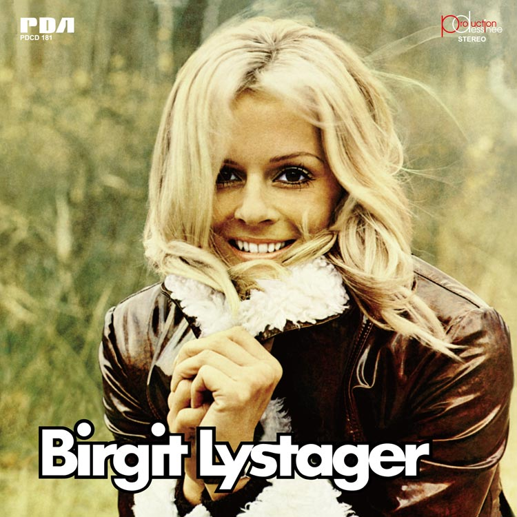 liner notes/解説担当 | PDCD-181 Birgit Lystager – St (1970)
