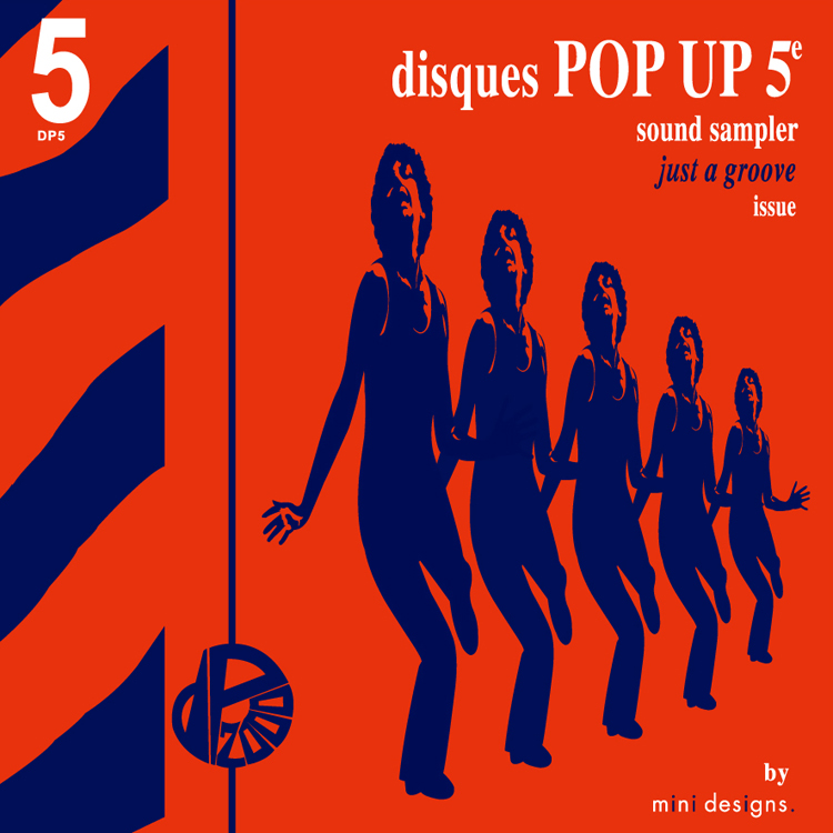 Mix CD/DJミックス | disques POP UP 5e [disques POP UPシリーズ]