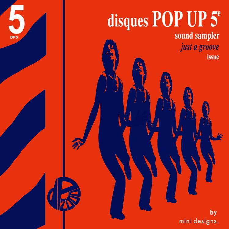 Mix CD/DJミックス   disques POP UP 5e [disques POP UPシリーズ]