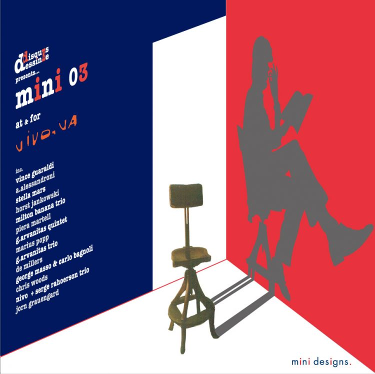 "Mix CD/DJミックス | mini 03 ""at & for vivo,va"" [mini シリーズ]"