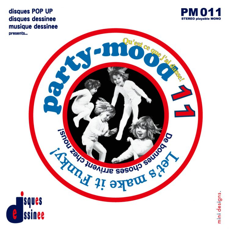"Mix CD/DJミックス | party-mood 11 ""Let's make it Funky!"" [party-mood シリーズ]"