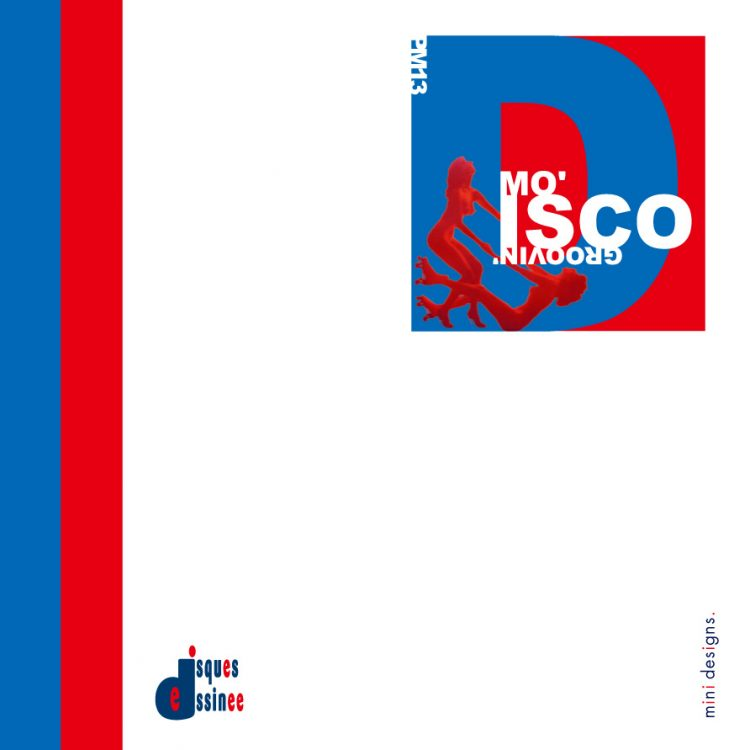 "Mix CD/DJミックス | party-mood 13 ""MO' DISCO GROOVIN'"" [party-mood シリーズ]"