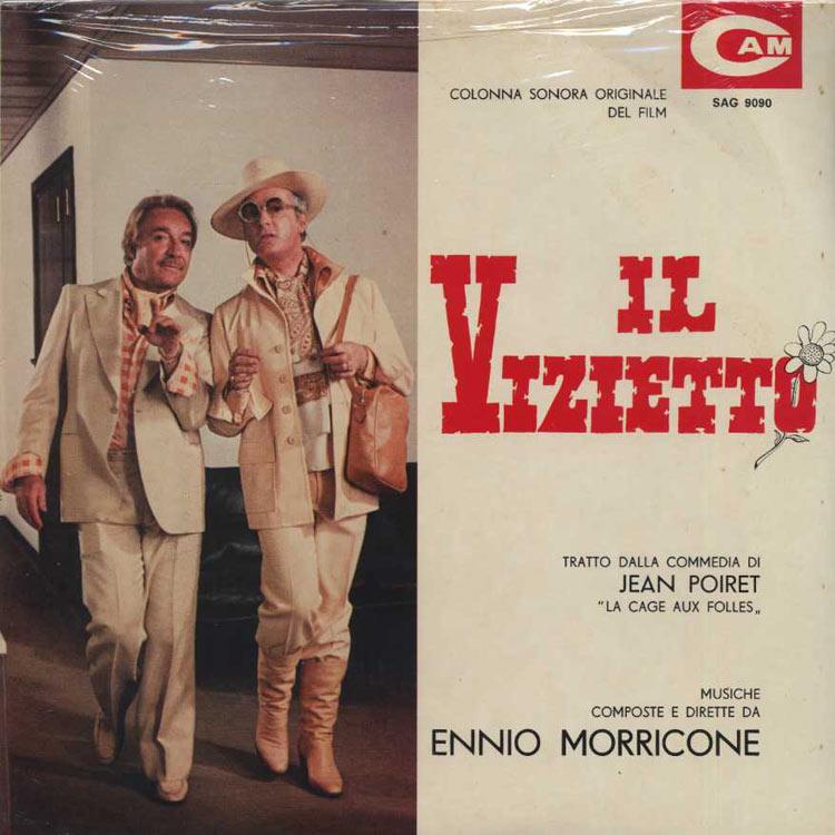 Ennio Morricone (エンニオ・モリコーネ) – Una strana coppia