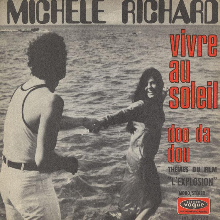 Michele Richard – Vivre Au Soleil