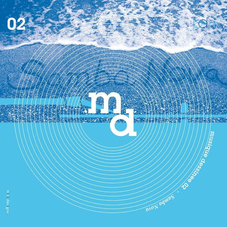 V.A. (Compiled by Masao MARUYAMA) - musique dessinee 02 ~ Samba nova (ミュージック・デシネ 02 サンバ・ノヴァ) [PDCD-005]