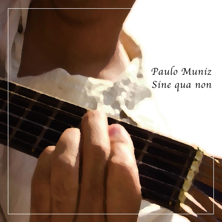 Paulo Muniz (パウロ・ムニツ) - Sine qua non (シネ・クァ・ノン) [PDCD-011]