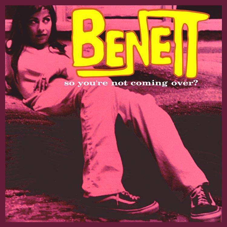 Benett (ベネット) - So you're not coming over? (ソー・ユア・ノット・カミング・オーヴァー?) [PDCD-016]