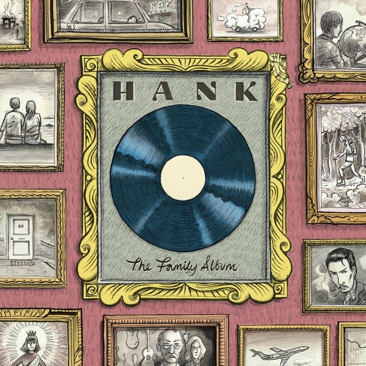 Hank [Ray Wonder] (ハンク) - The Family album (ザ・ファミリー・アルバム) [PDCD-026]