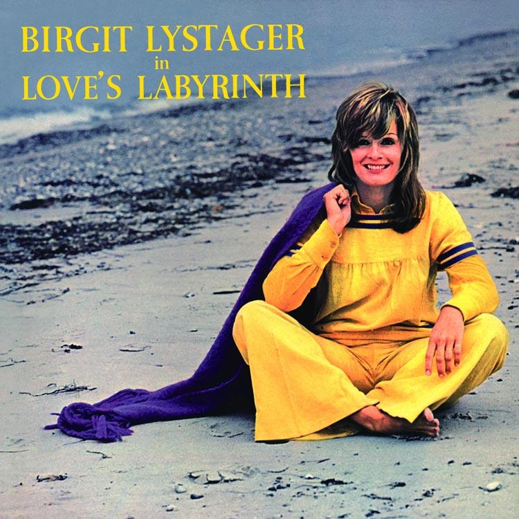 Birgit Lystager (ビアギッテ・ルゥストゥエア) - Love's labyrinth (ラブズ・ラビリンス) [PDCD-039]
