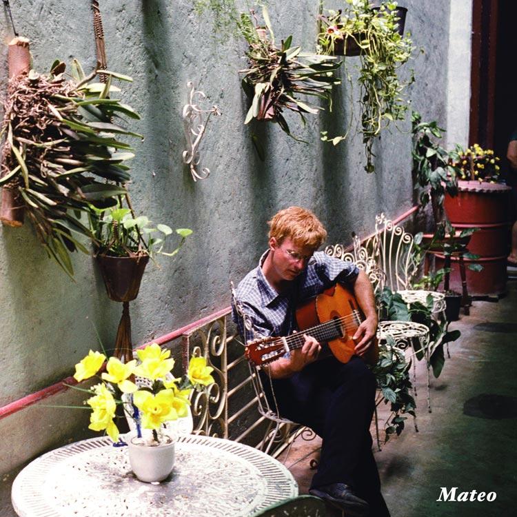 Mateo Stoneman (マテオ・ストーンマン) - Mateo (マテオ) [PDLP-007]