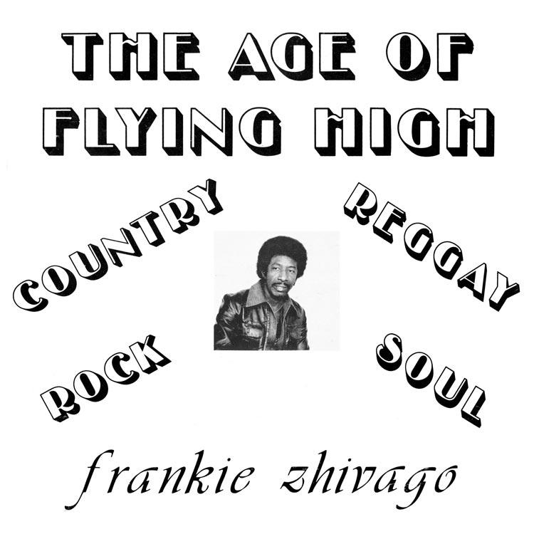Frankie Zhivago Young (フランキー・ジバゴ・ヤング) - The Age of flying high (エイジ・オブ・フライング・ハイ) [PDCD-048]