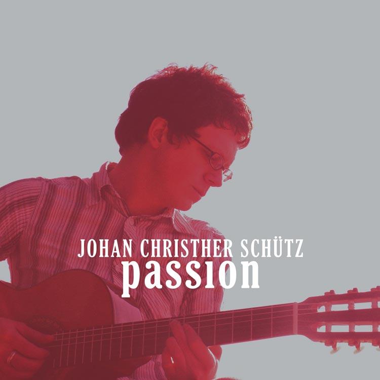 Johan Christher Schutz (ヨハン・クリスター・シュッツ) - Passion (パッション) [PDCD-056]