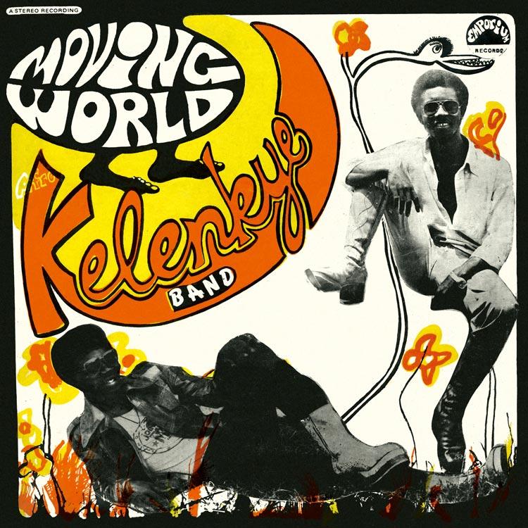 Kelenkye Band (ケレンケ・バンド) - Moving world (ムーヴィング・ワールド) [PDSF-071]