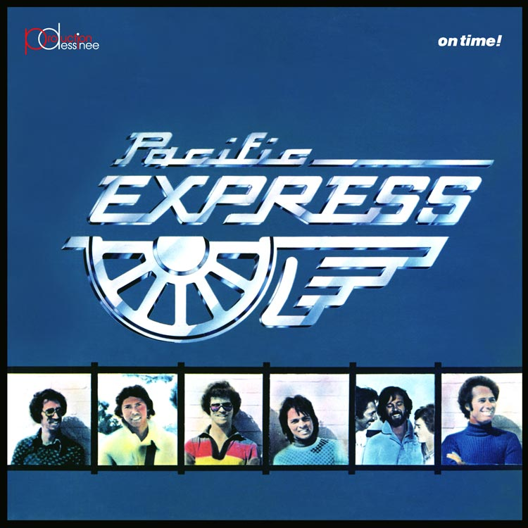 Pacific Express (パシフィック・エクスプレス) - On time! (オン・タイム!) [PDCD-081]