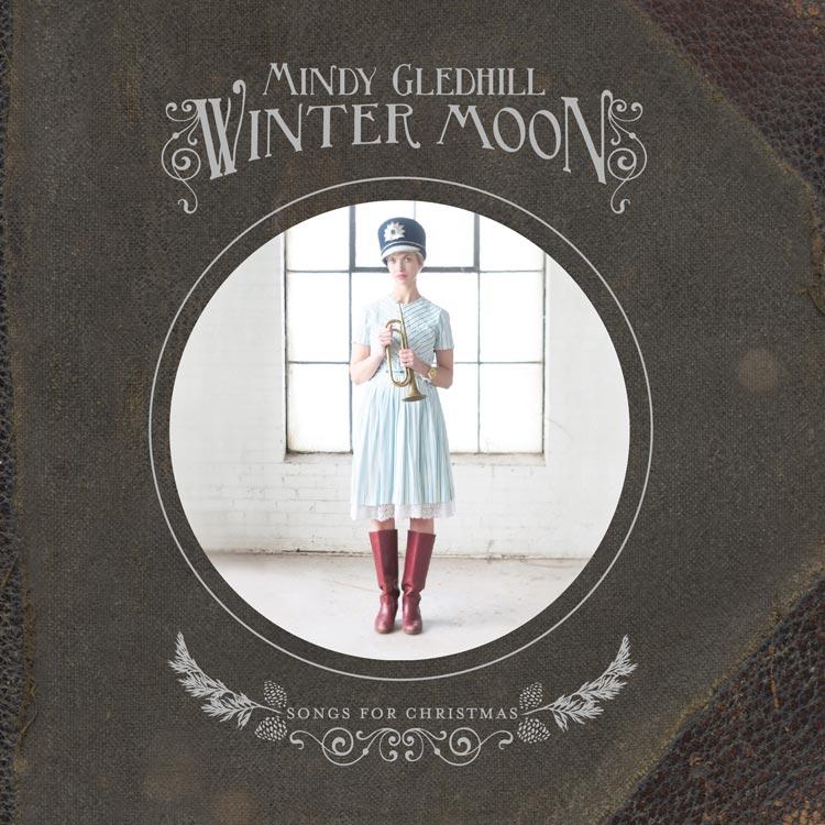 Mindy Gledhill (ミンディ・グレッドヒル) - Winter moon (ウィンター・ムーン) [PDCD-096]