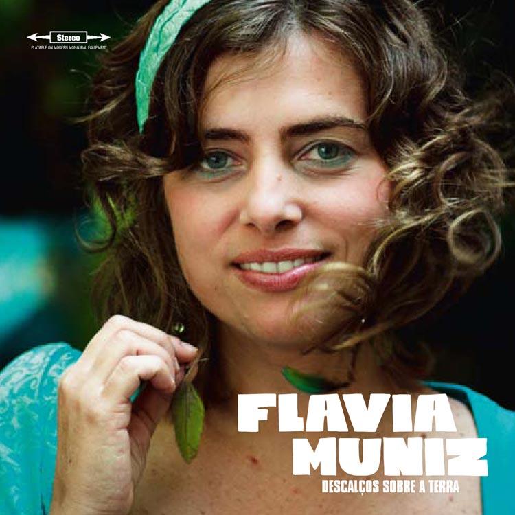 Flavia Muniz (フラヴィア・ムニツ) - Descalcos sobre a terra (デスカゥソス・ソーブリ・ア・テーハ ) [PDCD-097]