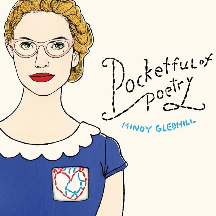Mindy Gledhill (ミンディ・グレッドヒル) - Pocketful of poetry (ポケットフル・オブ・ポエトリー ) [PDCD-124]