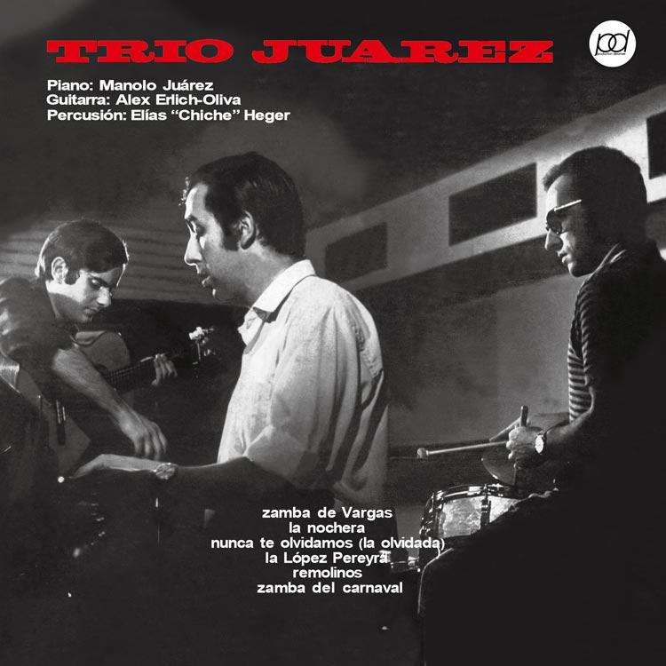 Trio Juarez (トリオ・フアレス) - St (1970) [PDCD-131]