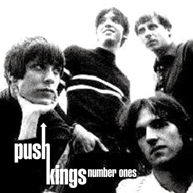 liner notes/解説担当 | PDCD-168 Push Kings – Number Ones [The best of Push Kings]