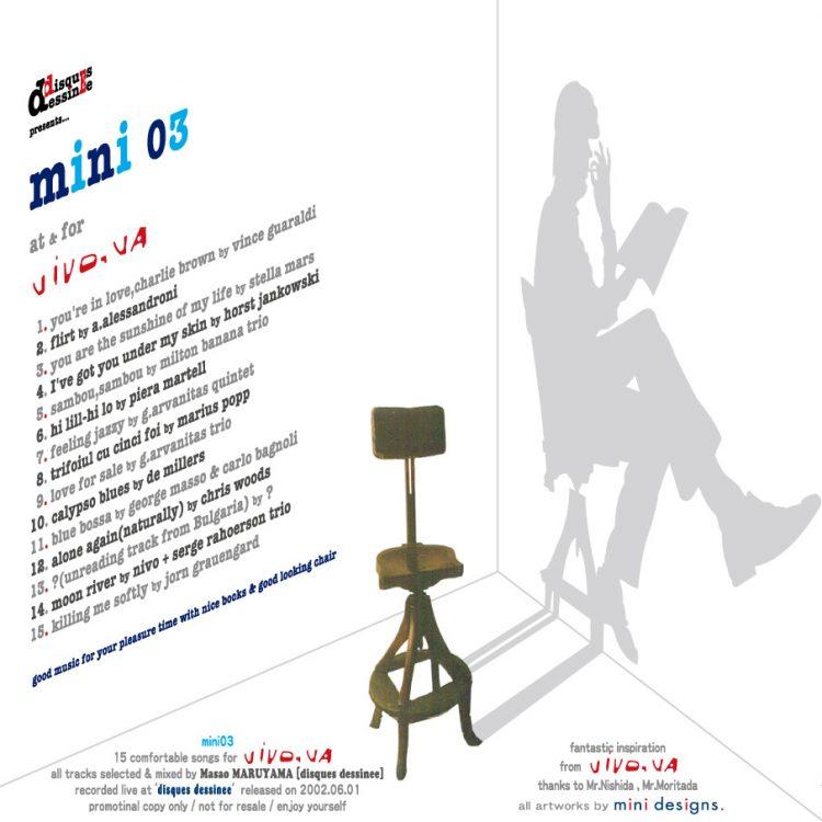 """mini 03 """"at & for vivo,va"""""""